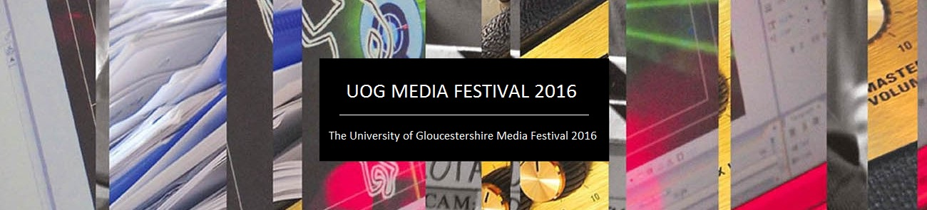 UoG Media Festival 2016